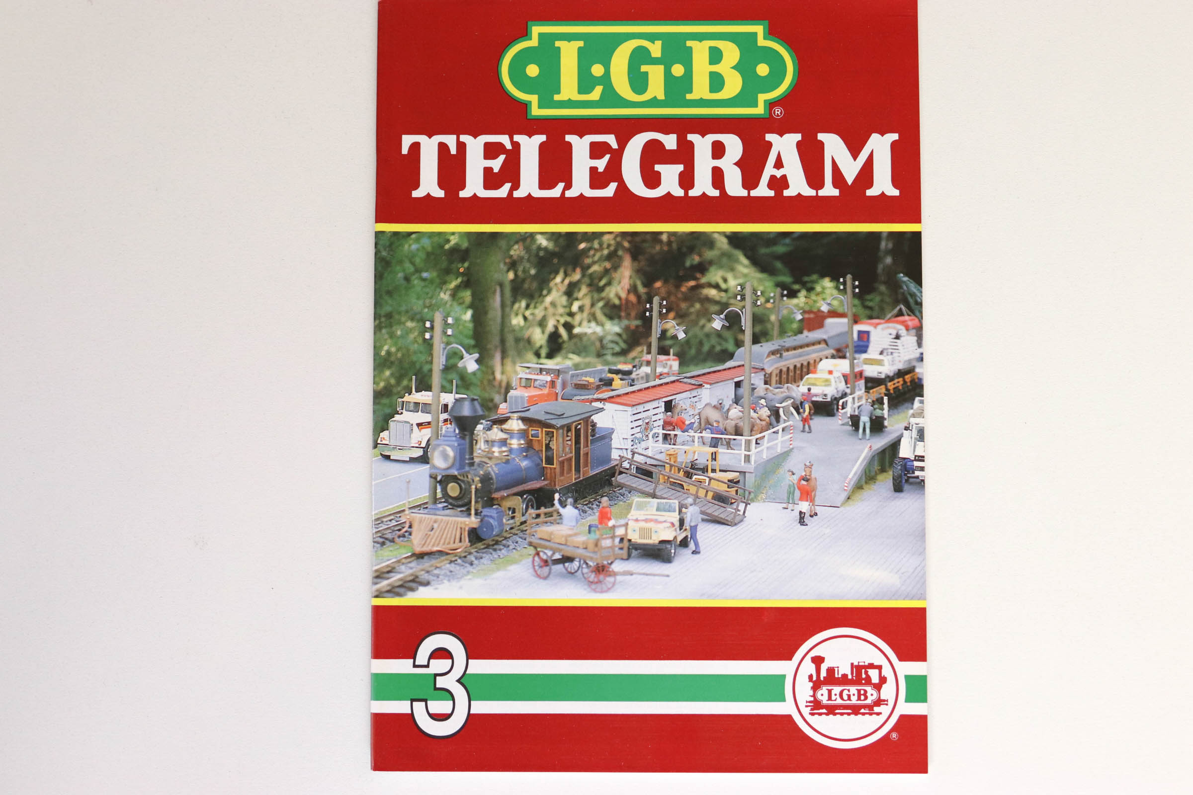 LGB TELEGRAM Heft 3