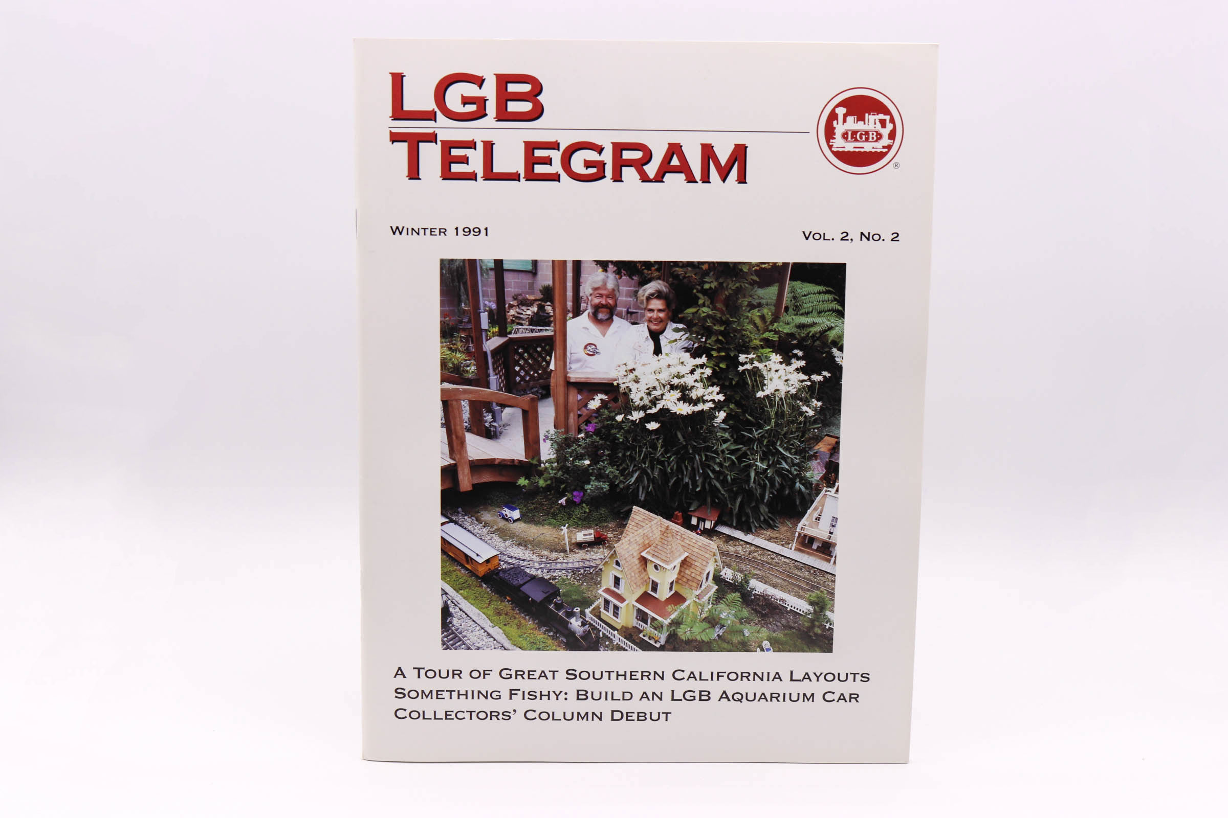 LGB Telegram 1991 Vol  No 2