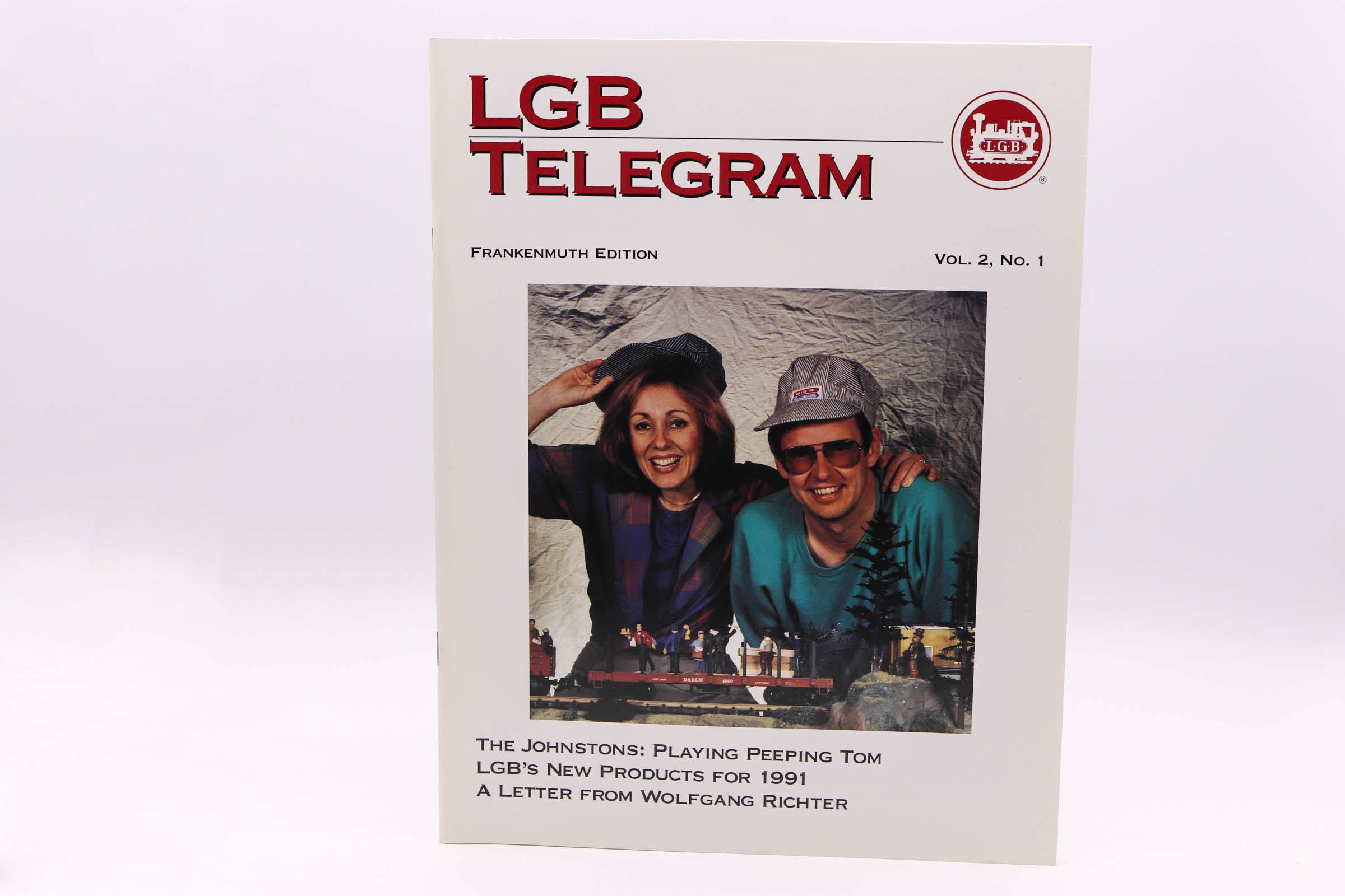 LGB Telegramm EDITION Vol  No 1